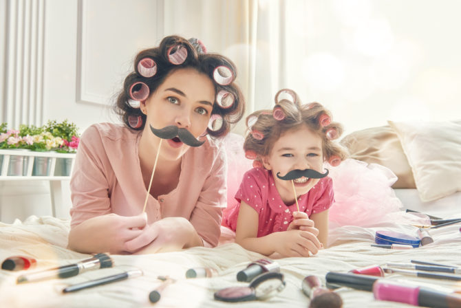 Being a Two-Mom Family is Harder and Easier Than We Expected