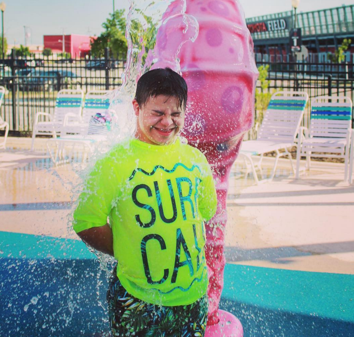 This Water Park Was Specifically Designed So Kids with Disabilities Could Enjoy the Summer