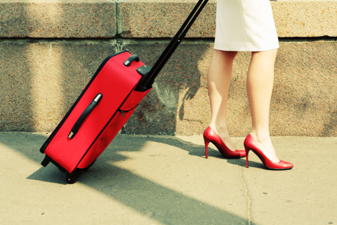 Traveling for Work? 9 Tips to Make it Easier for Everyone