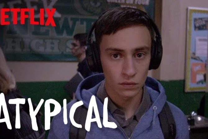 "My Son Has Autism. We Reviewed Netflix's ""Atypical"" Together."