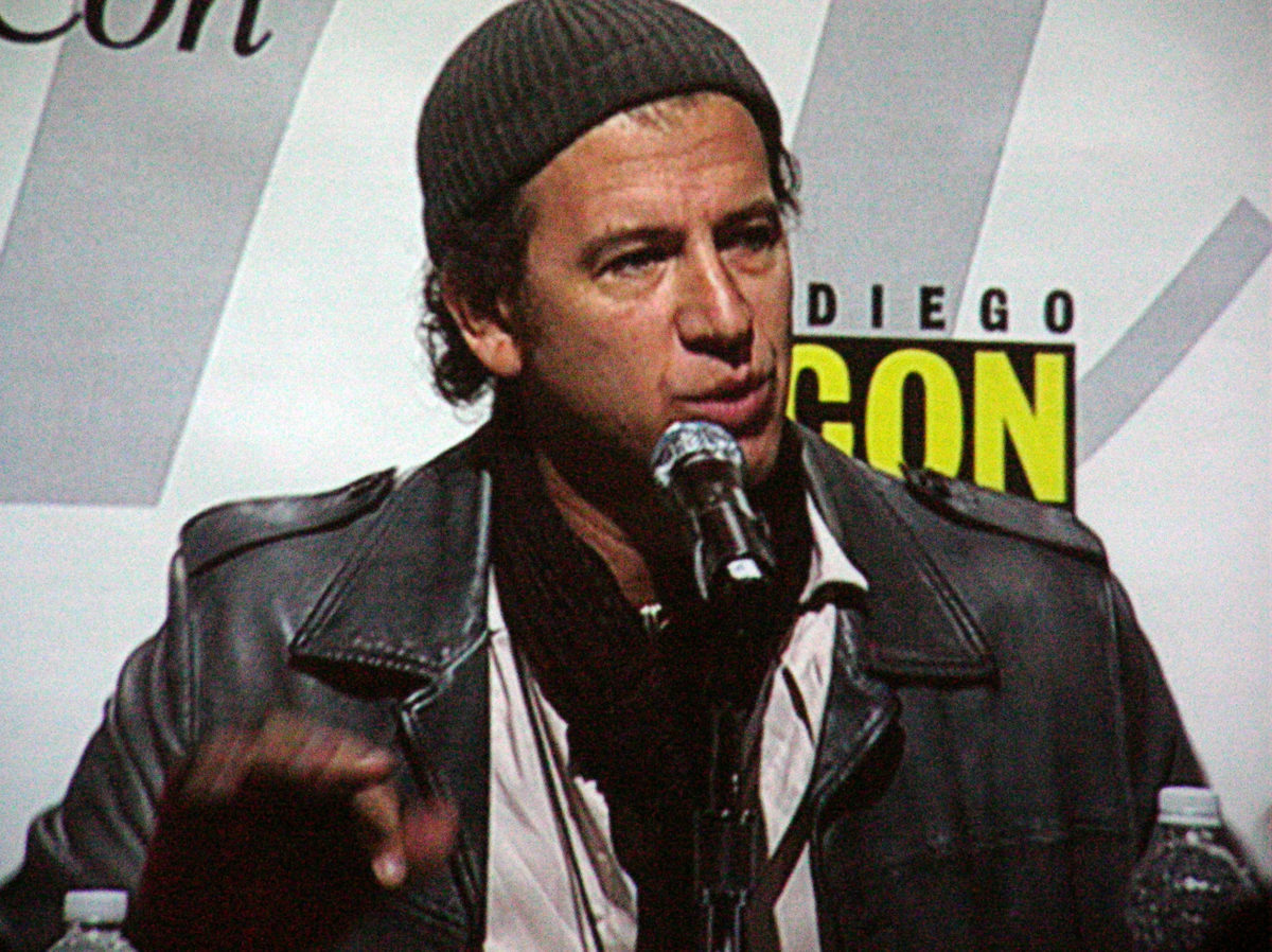 Scott_Rosenberg_at_WonderCon_2010