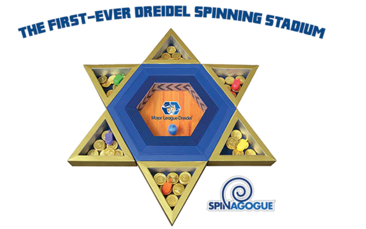 Theres A New Dreidel Game And Its Called Spinagogue Kveller