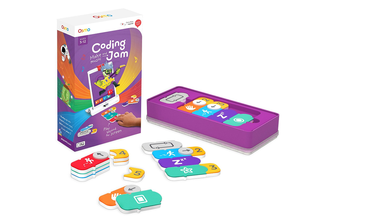 https://www.amazon.com/Osmo-Coding-Jam-Game-required/dp/B06XRW2185?tag=kveller-20