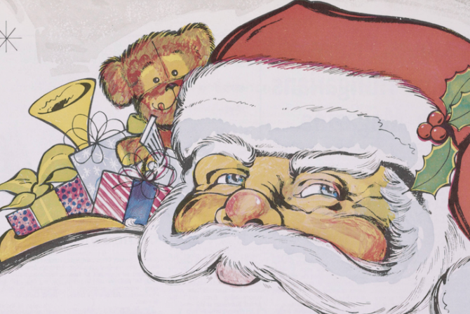 This Rabbi Thinks You Should Tell Your Kid Santa Is Real