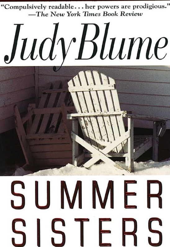 https://www.amazon.com/Summer-Sisters-Novel-Judy-Blume/dp/0440226430?tag=kveller-20