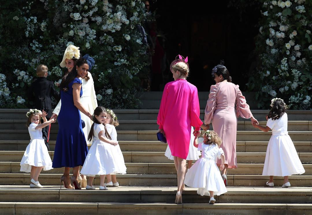 Pictures Of The Royal Wedding.The Jewish Mom And Her Kids At The Center Of The Royal Wedding Kveller