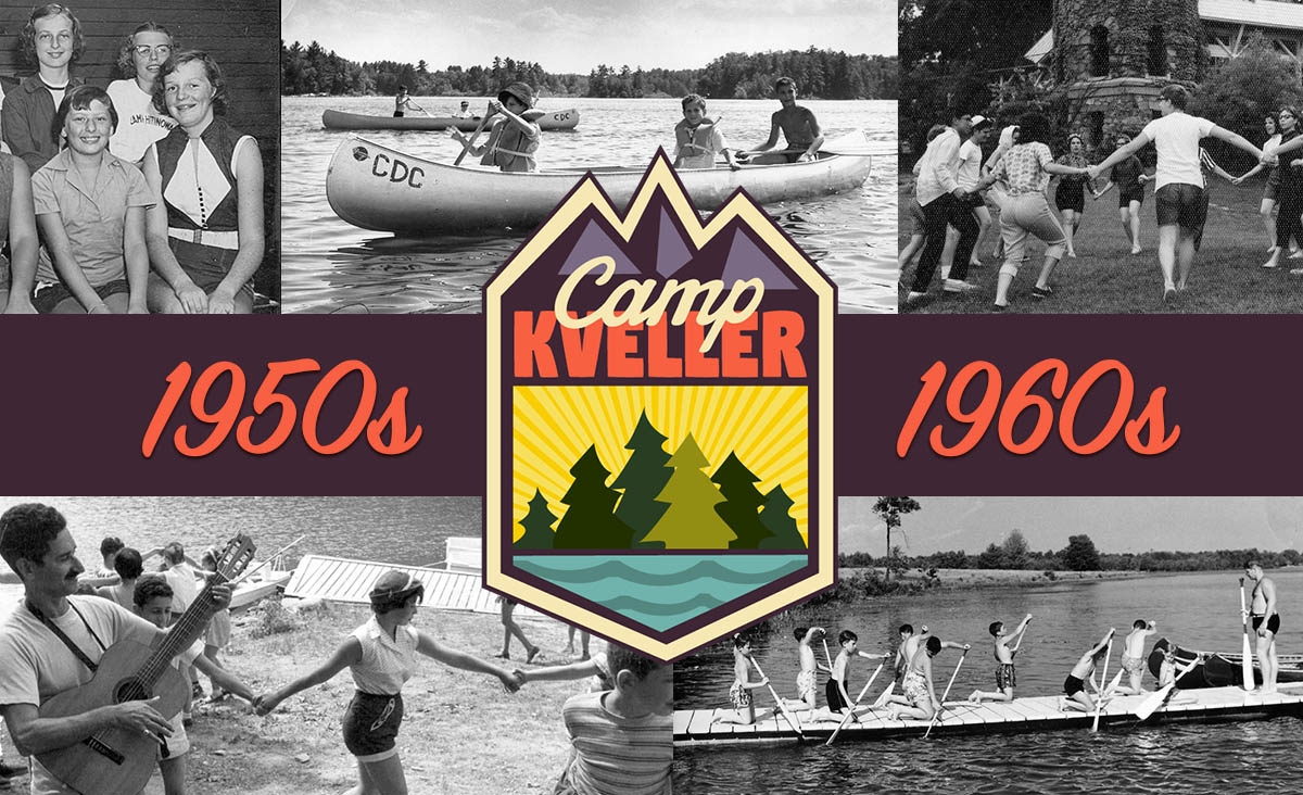 What Summer Camps Looked Like in the 1950s and 1960s – Kveller