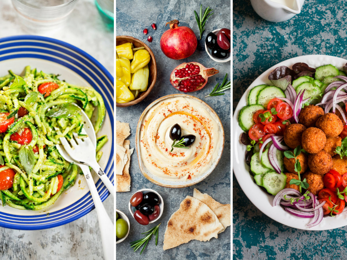 Eat Like an Israeli All Summer