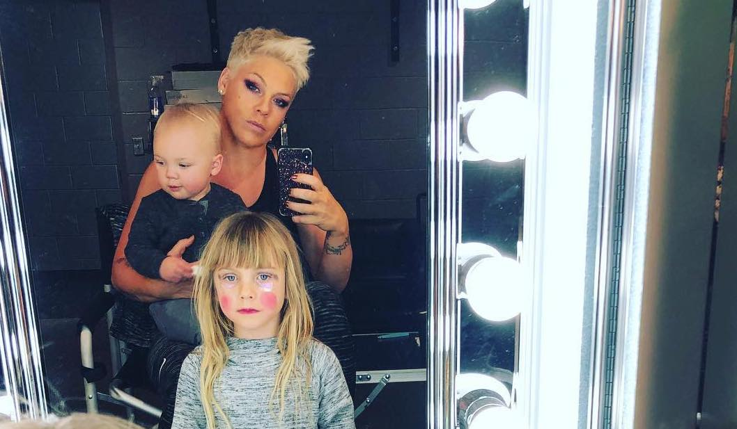 pink is passing on her jewish identity to her kids in this powerful