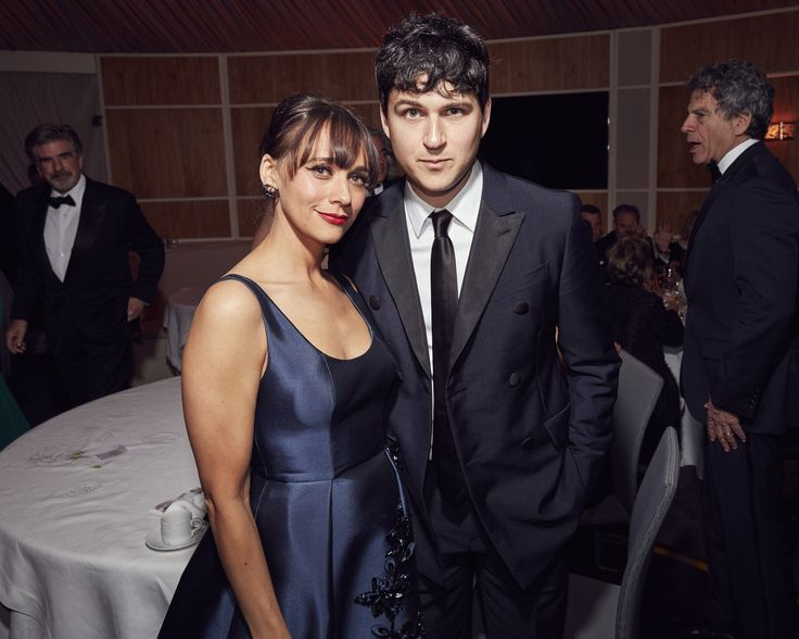 Rashida Jones Ezra Koenig