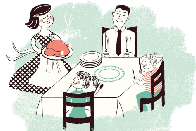 I Miss My Mom Every Thanksgiving — Even If She Was a Terrible Cook