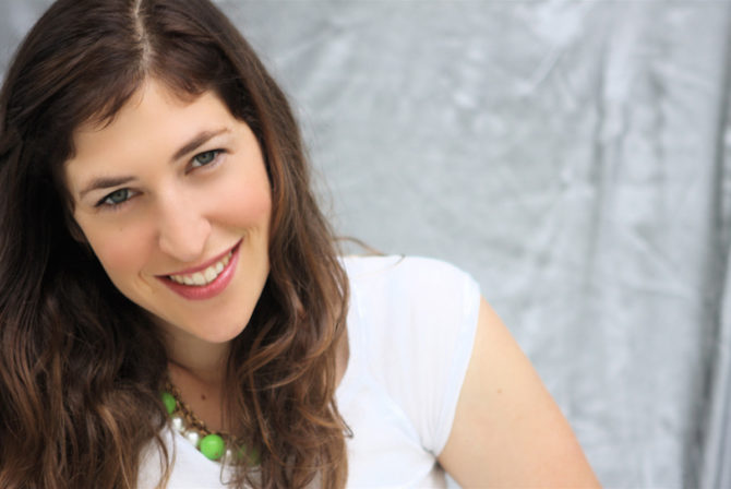 Mayim Bialik Hosts a Live Storytime for Kids Every Monday