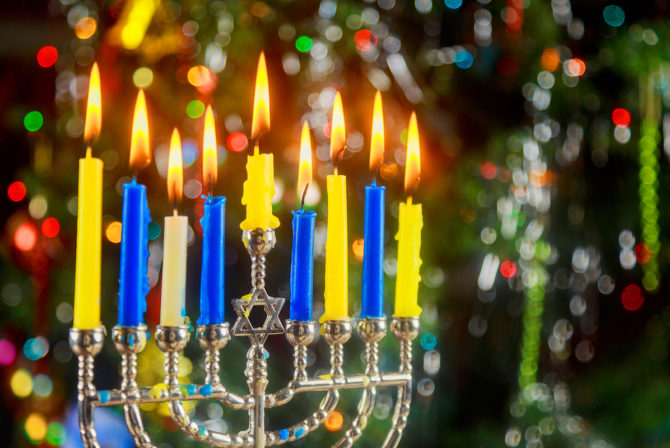 Why Is it Still So Freakin' Hard To Be a Jewish Kid at Christmas?