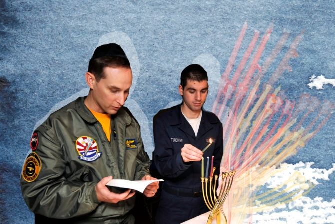 After 12 Years of Military Life Overseas We Finally Have a Jewish Community to Call Our Own