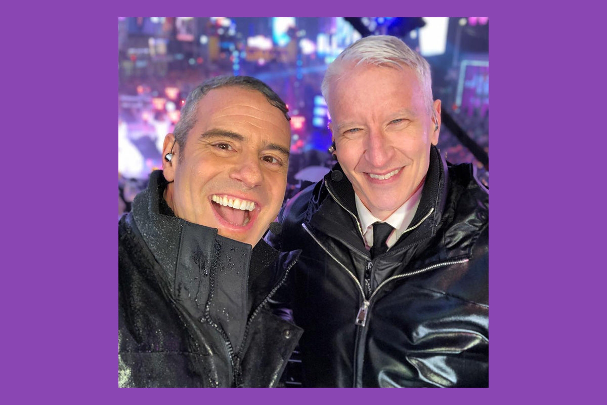 Andy Cohen Is So Excited for His 'Semitic' Baby – Kveller