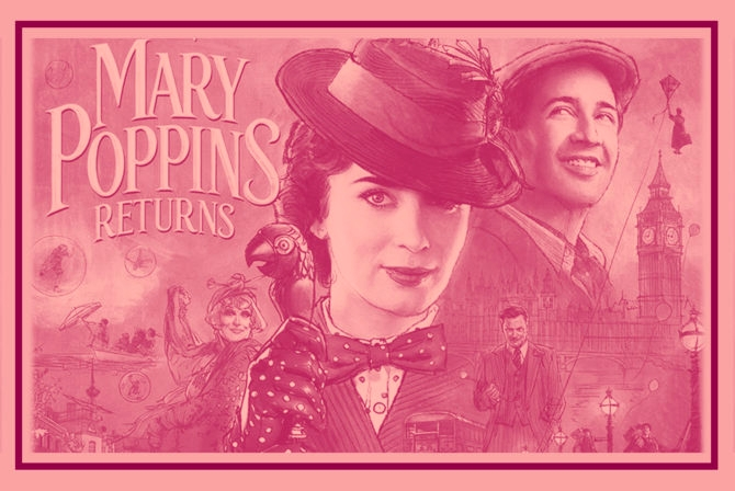 Returning to Mary Poppins, This Time With Stage 4 Cancer