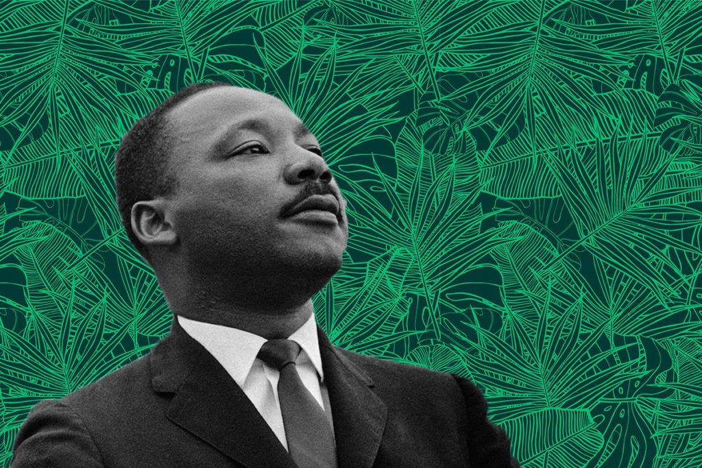 MLK and Tu Bishvat Have More in Common Than You Think