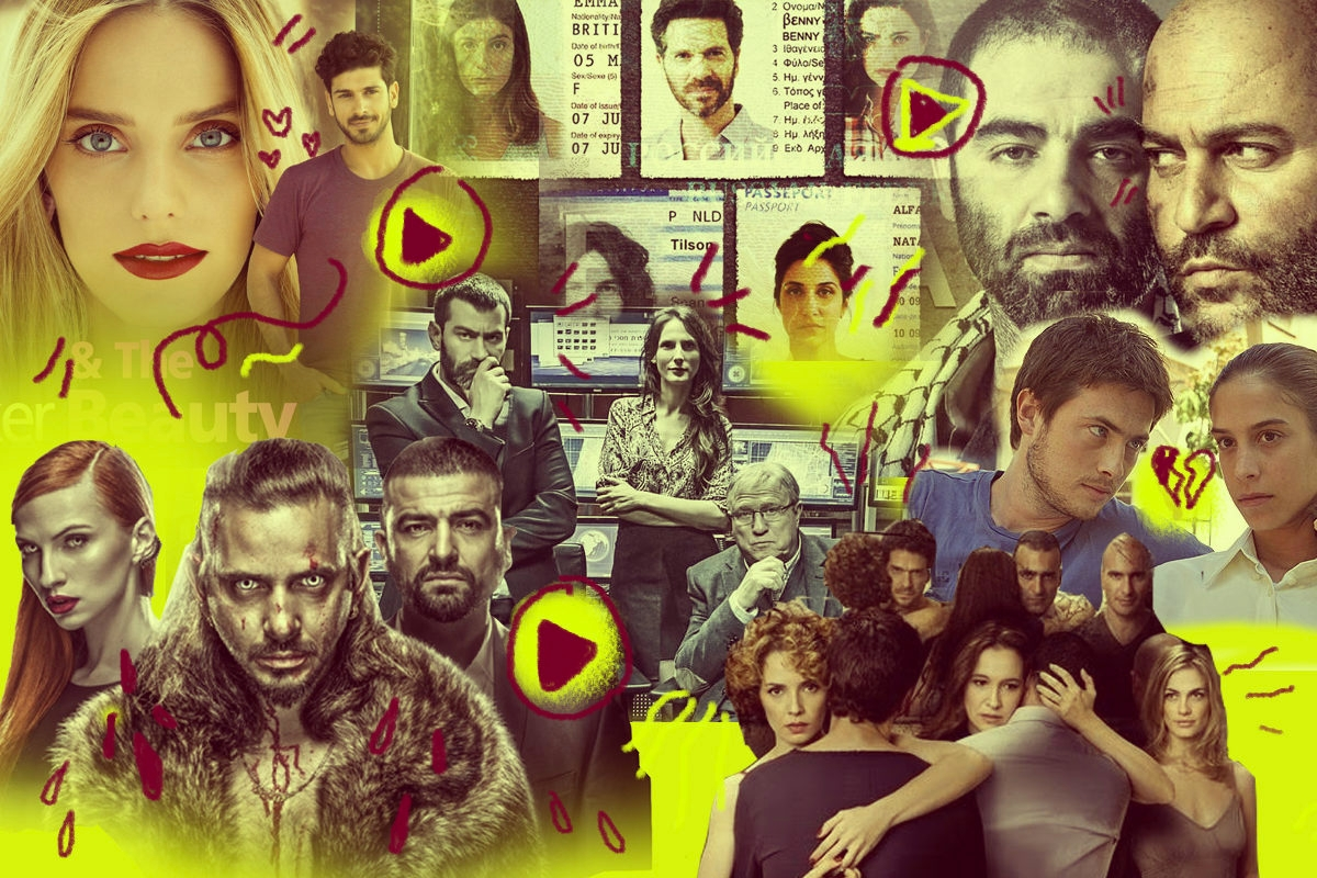 12 Israeli Shows To Binge Watch Now That Youre Done With