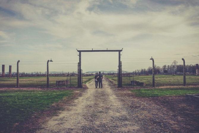 I Got Pregnant the Day I Went to Auschwitz