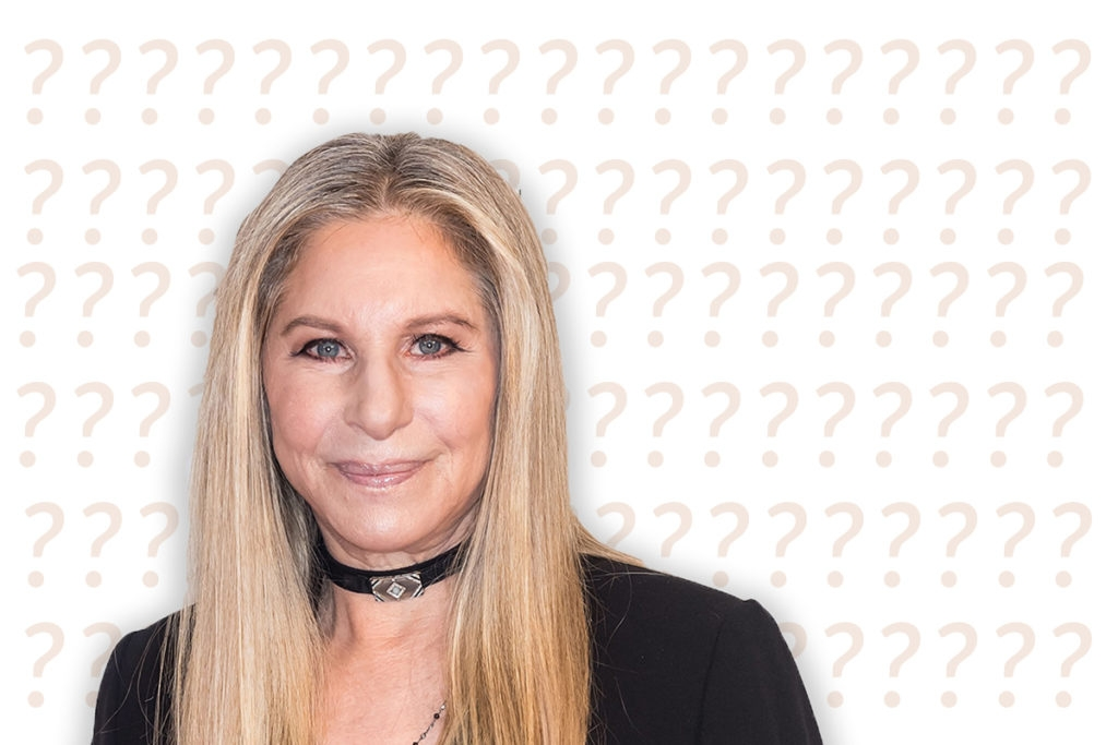 Barbra Streisand, We Are So Disappointed In You