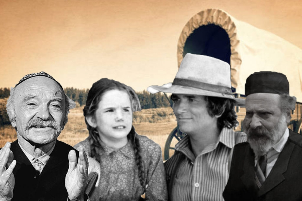 9 Surprising Jewish Facts About 'Little House on the Prairie'