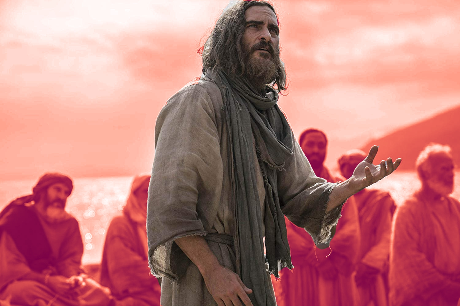 There Are So Many Jews in the New Jesus Movie 'Mary Magdalene'