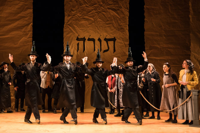 Yiddish 'Fiddler on the Roof' Producer Tells Us Why the Show Means So Much to Parents