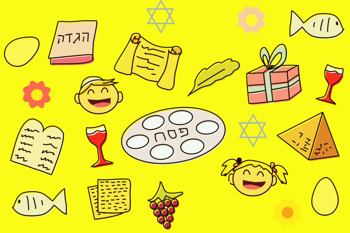 Misc passover items