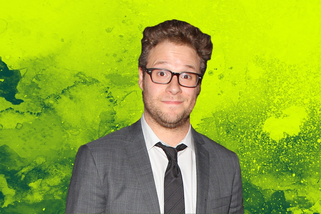 Aww, Seth Rogen Showers His Jewish Parents With Love in 'GQ' Cover Story