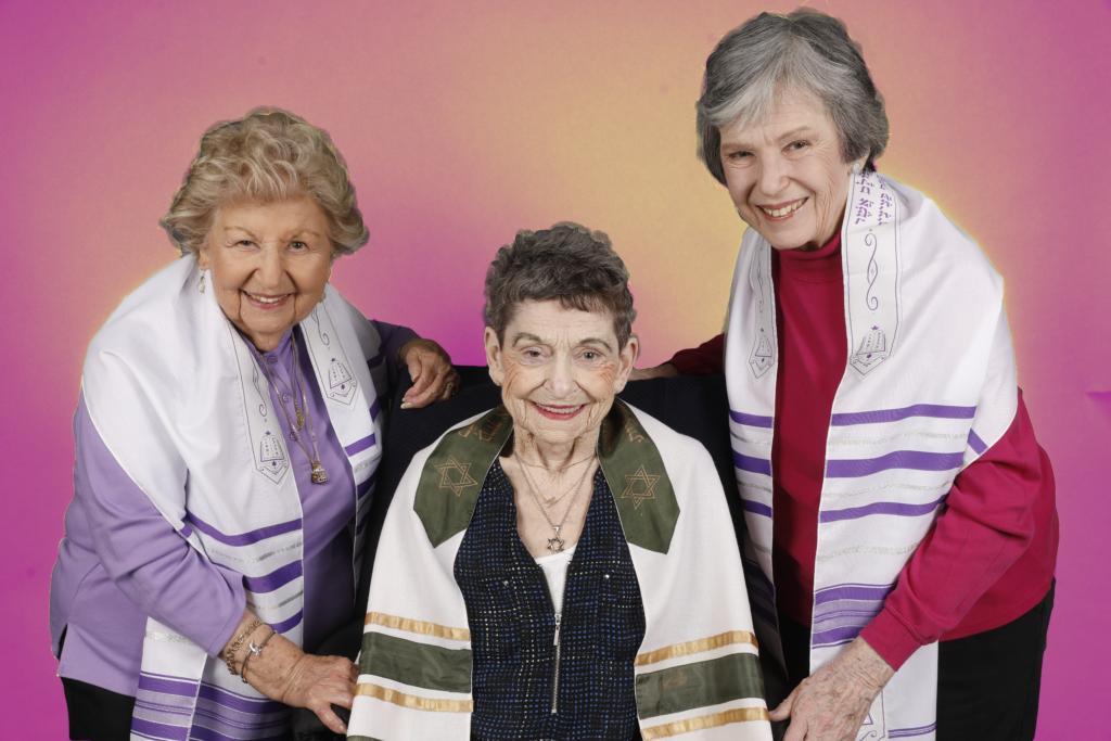 These Adorable Elderly Women Finally Had Their Bat Mitzvahs