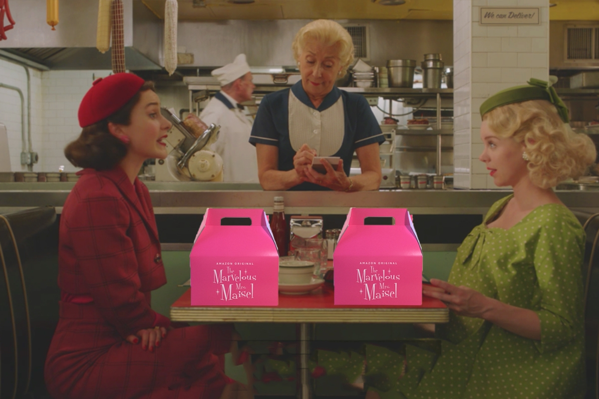 A 'Marvelous Mrs. Maisel' Deli Lunch Can Be Yours for Free!