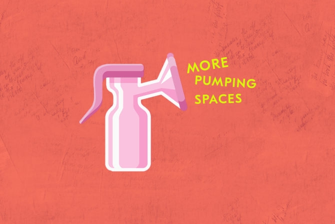 Why We Desperately Need More Public Pumping Spaces