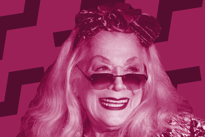 Here's Why We'll Always Remember Iconic Jewish Actress Sylvia Miles