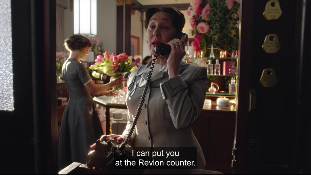 revlon counter