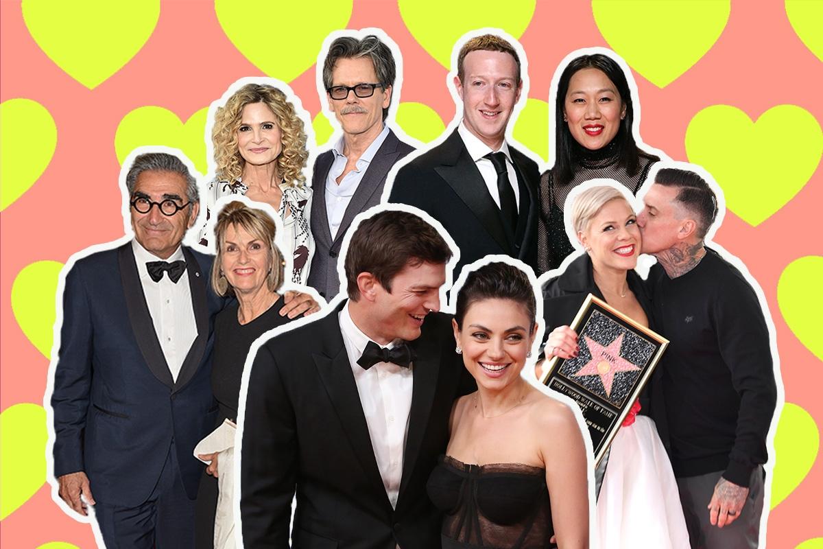 These 12 Interfaith Celebrity Couples Are Raising Jewish Kids