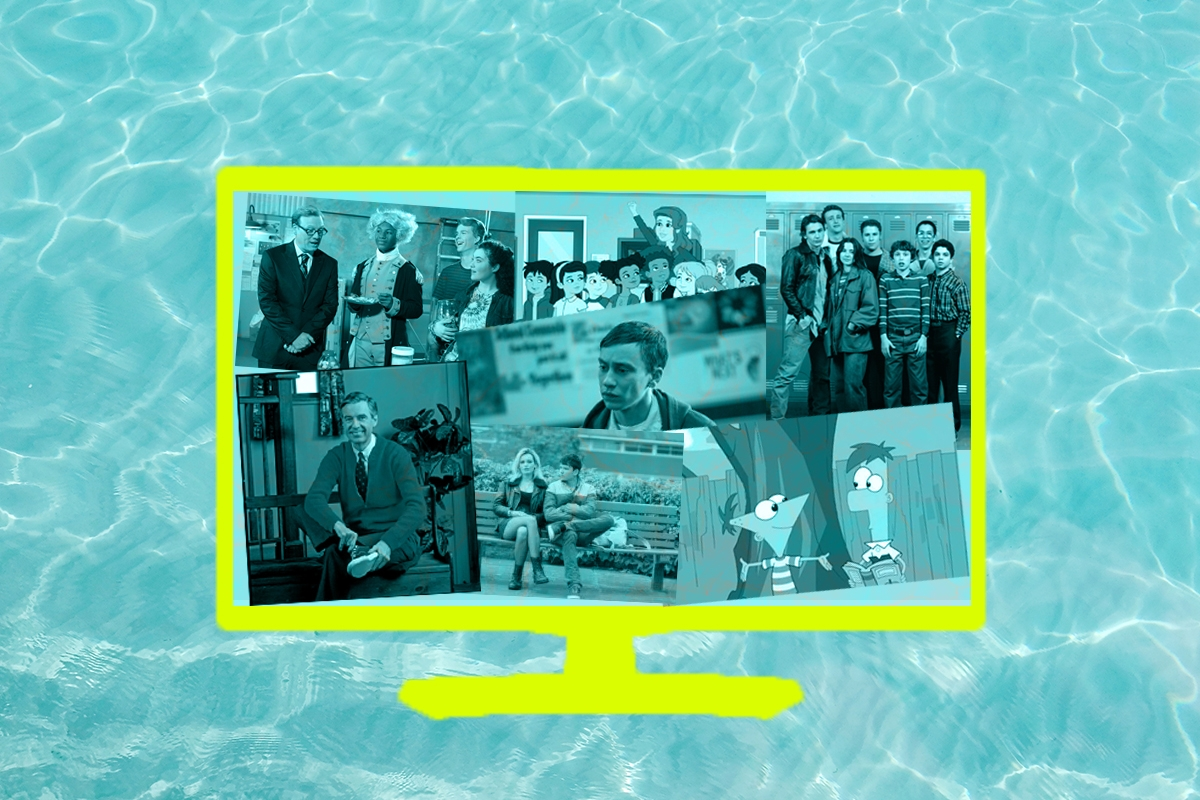 Chill Out and Watch These 9 TV Shows With Your Kids