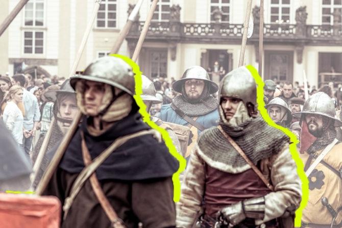 Problems Arise When You're Jewish at the Renaissance Faire
