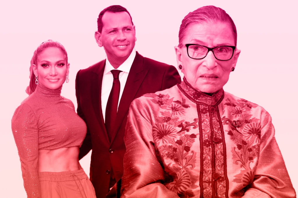 Ruth Bader Ginsburg Gave Jennifer Lopez Incredible Relationship Advice