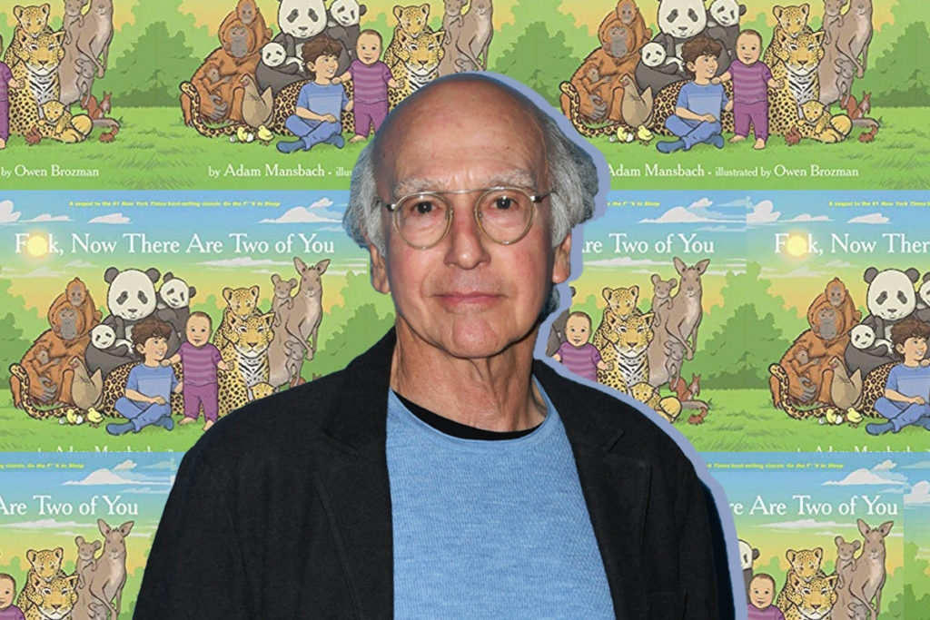 Larry David Set to Record Follow-Up to 'Go the F— to Sleep'