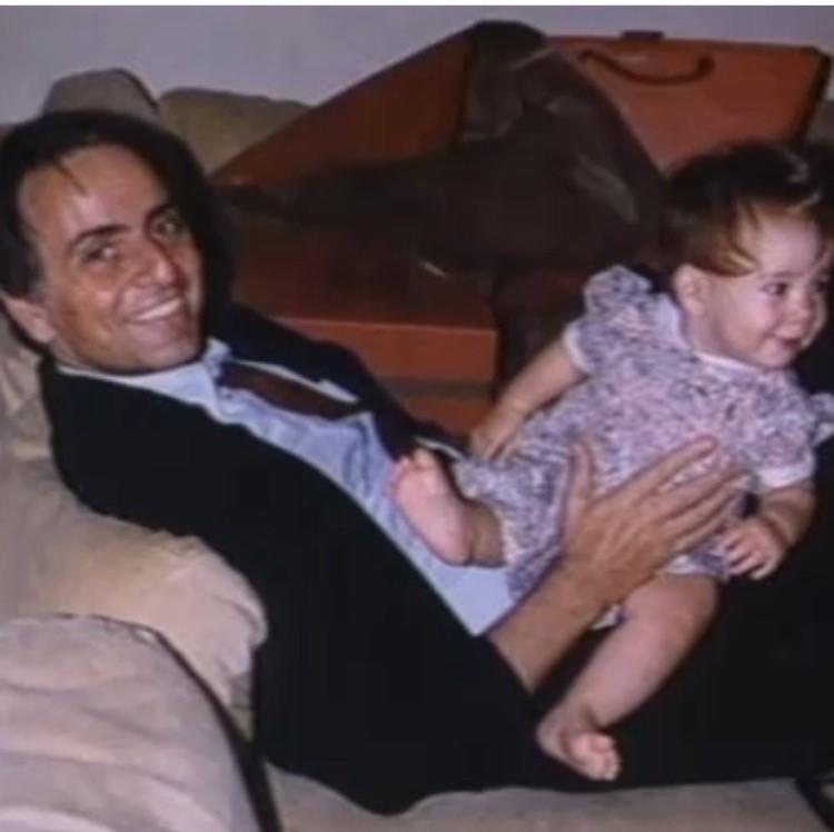 Sasha Sagan Carl Sagan
