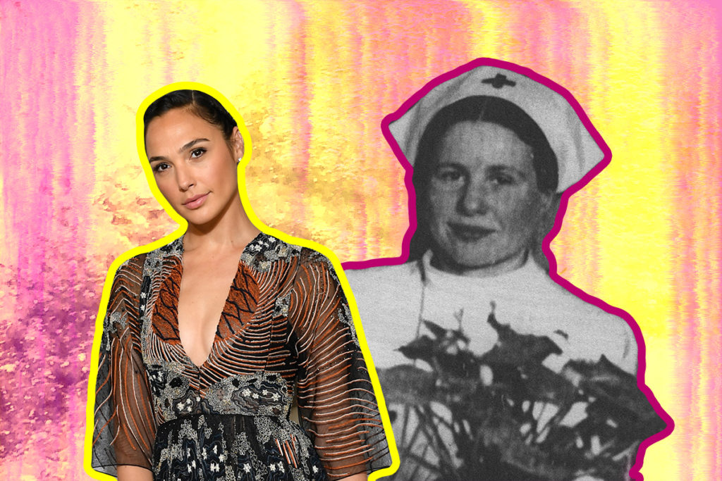 Gal Gadot Will Play this Real-Life Holocaust Hero Who Rescued Jewish Children