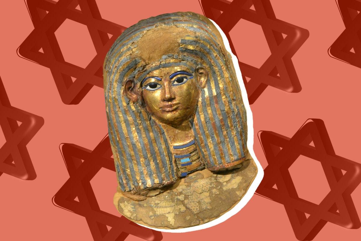 Jewish mummy