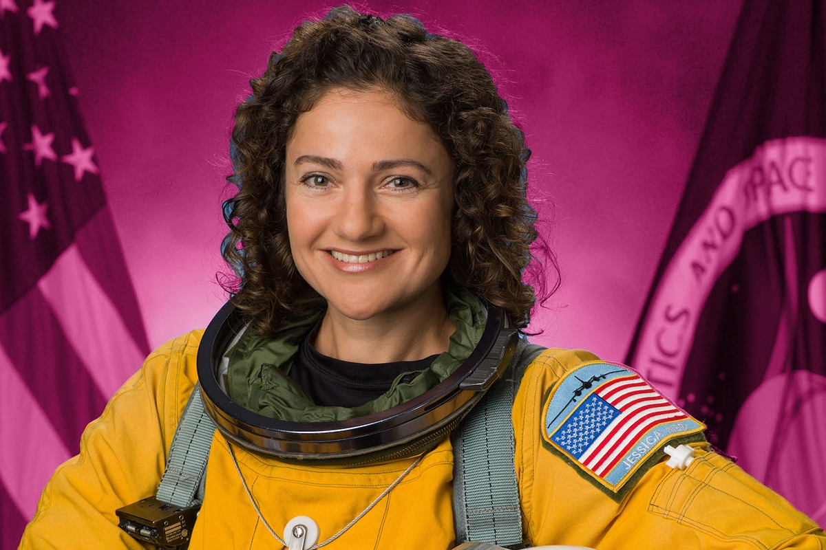 This Incredible Jewish Astronaut Was Part of the First All-Female Spacewalk