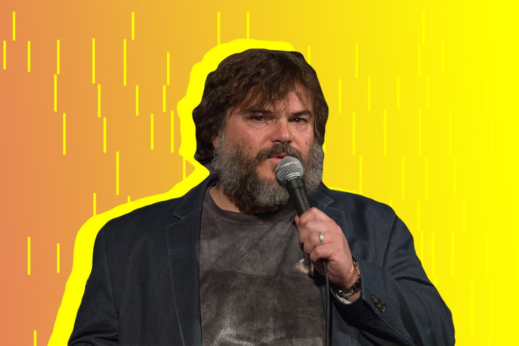Jack Black Will Teach You to Sing the Hanukkah Blessing