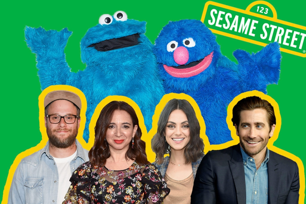 Your Favorite Jewish Celeb Was Probably on 'Sesame Street'