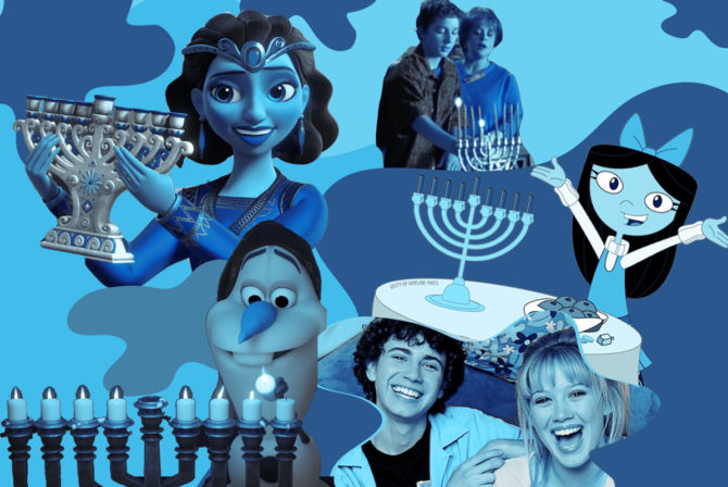 All the Hanukkah Episodes to Stream on Disney+