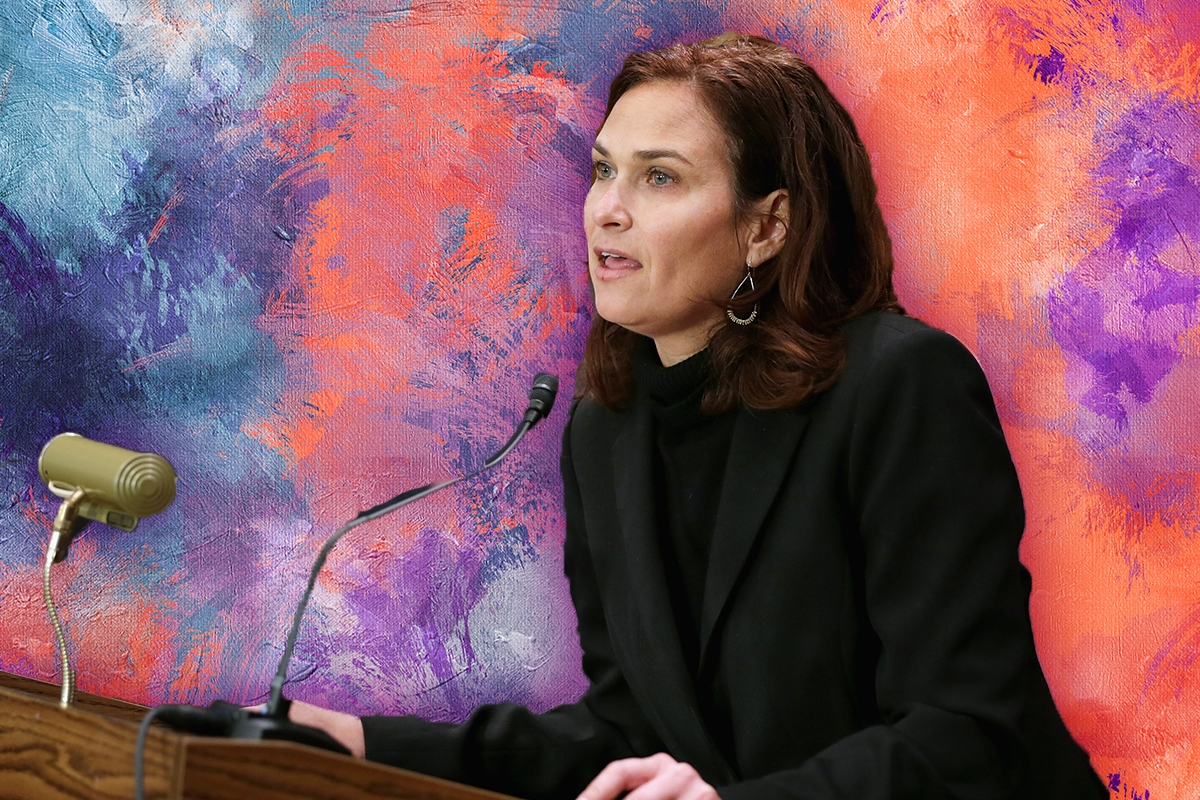 Ilyse Hogue Tells Kveller How to Talk to Kids About Abortion