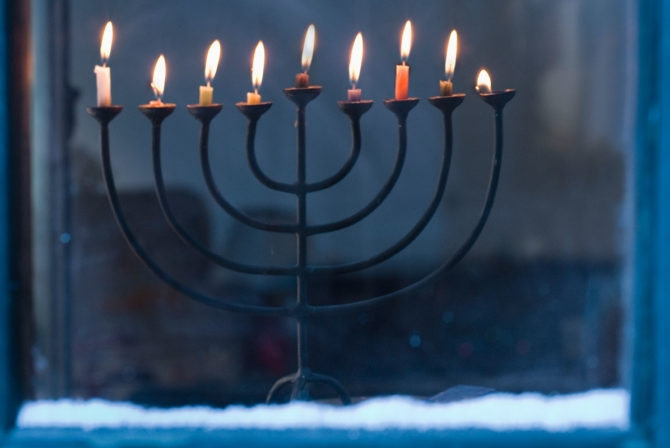 Honor the True Meaning of Hanukkah and Flaunt Your Jewishness