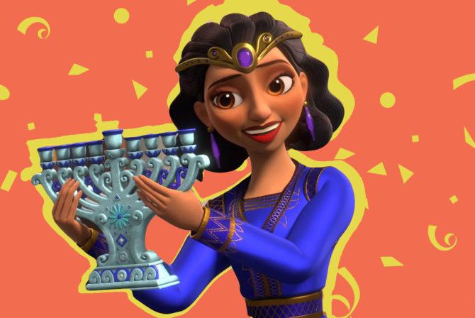 Disney's 'Elena of Avalor' Hanukkah Episode Is a Win for Representation