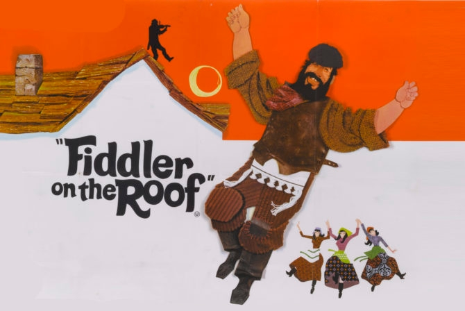 'Fiddler on the Roof' Is the Base of My Jewish Identity